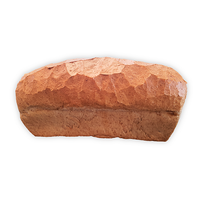 Half tarwe brood