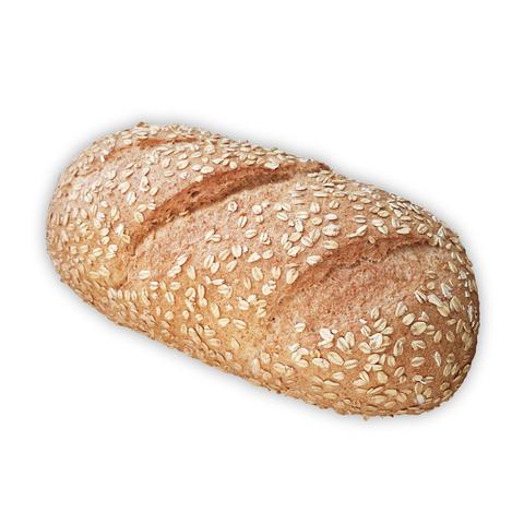 Spelt brood met vlokken