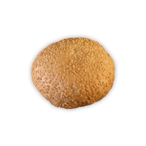 Broodje met sesamzaadjes