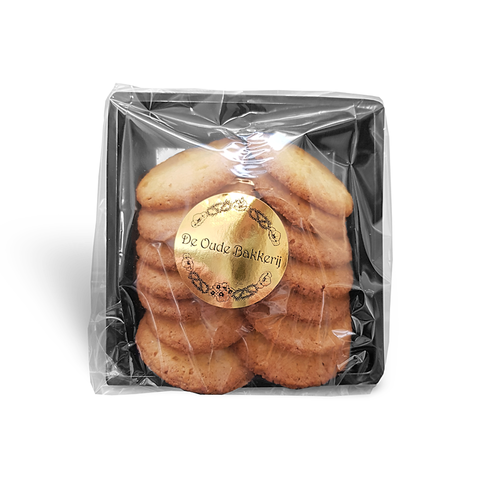 Wisselend assortiment koekjes